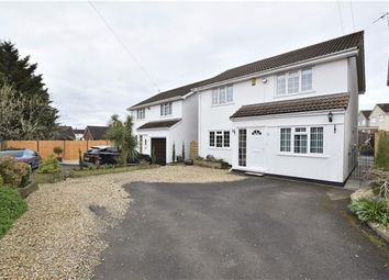Thumbnail 4 bedroom detached house for sale in Earlstone Close, Cadbury Heath