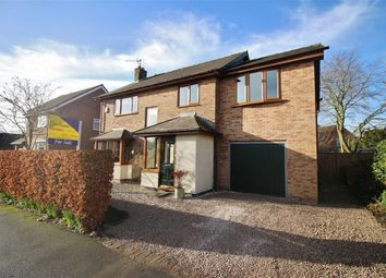 Thumbnail 4 bedroom detached house for sale in Carlisle Avenue, Penwortham, Preston