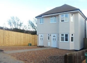 Thumbnail 1 bed detached house to rent in Hazel Road, Botley