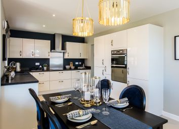 """Thumbnail 3 bedroom semi-detached house for sale in """"The Portland"""" at Deardon Way, Shinfield, Reading"""