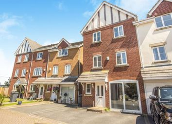 Thumbnail 4 bedroom end terrace house for sale in Chestnut Gardens, Thornton-Cleveleys, Lancashire, United Kingdom