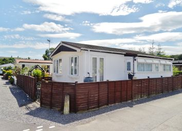 Thumbnail 2 bed mobile/park home for sale in Quarry Moor Park, Harrogate Road, Ripon