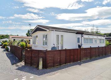 Thumbnail 2 bedroom mobile/park home for sale in Quarry Moor Park, Harrogate Road, Ripon