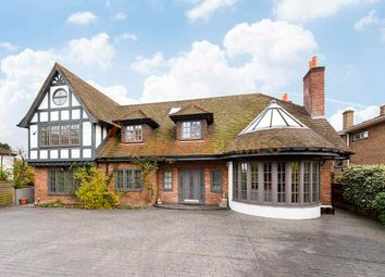 Thumbnail 7 bed detached house to rent in Hendon Wood Lane, Arkley, Barnet