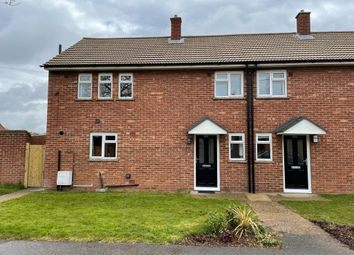 Thumbnail 3 bed semi-detached house for sale in Elm Road, Upper Marham, King's Lynn