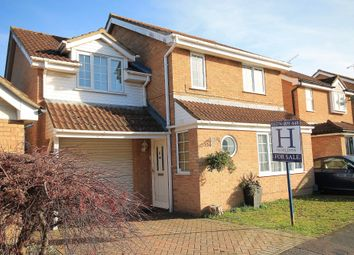 Thumbnail 4 bed link-detached house for sale in Sandringham Way, Frimley, Camberley