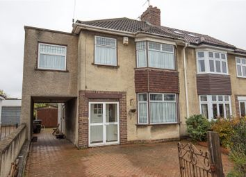 Thumbnail 4 bed semi-detached house for sale in Fraley Road, Westbury-On-Trym, Bristol
