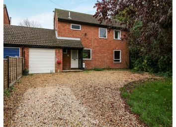 Thumbnail 4 bedroom link-detached house to rent in St Peters Street, Duxford, Cambridge