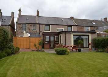Thumbnail 3 bed terraced house for sale in East End, Main Street, Chirnside, Duns, Berwickshire