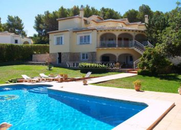 Thumbnail 5 bed villa for sale in Javea, Alicante, Spain