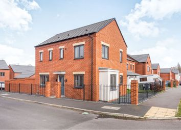 Thumbnail 3 bedroom detached house for sale in Kirkwall Crescent, Wolverhampton