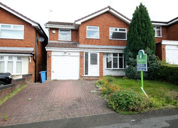 Thumbnail 4 bed detached house for sale in Pinnington Road, Whiston, Prescot