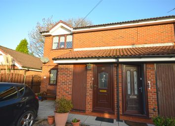 Thumbnail 1 bed flat for sale in Kershaw Grove, Audenshaw, Manchester