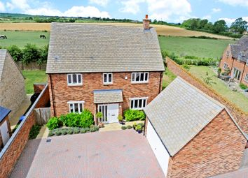 Thumbnail 3 bed detached house for sale in Longfield, Duns Tew, Oxfordshire