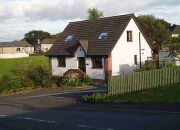 Thumbnail 3 bed detached house for sale in Slaughterhouse Road, Newton Stewart, Wigtownshire