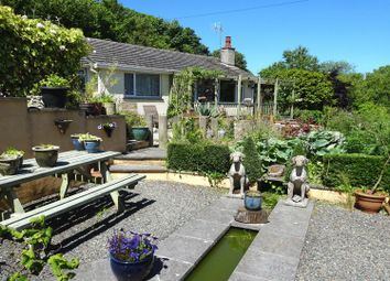 Thumbnail 3 bedroom detached bungalow for sale in Gorran, St. Austell