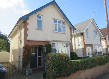 Thumbnail 3 bed detached house for sale in Newbury Road, Ipswich