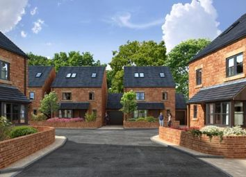 Thumbnail 4 bed detached house for sale in Thorncliffe Mews, Burncross Road, Chapeltown, Sheffield