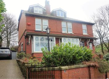 Thumbnail 6 bed detached house for sale in Gallowsclough Road, Stalybridge