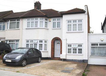 Thumbnail 3 bedroom flat to rent in Beresford Avenue, Whetstone, London