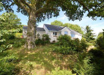 Thumbnail 3 bed detached bungalow for sale in Manaton, Newton Abbot, Devon
