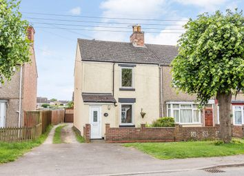 Thumbnail 2 bedroom end terrace house for sale in Station Road, Irchester, Wellingborough