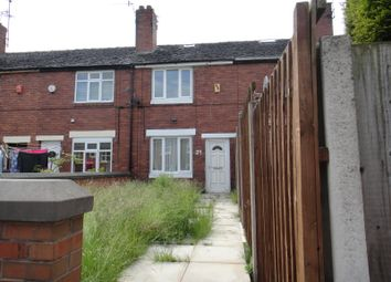 Thumbnail 2 bed terraced house to rent in East Terrace, Stoke-On-Trent