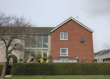 Thumbnail 2 bed flat for sale in Gillway, Rosyth, Dunfermline