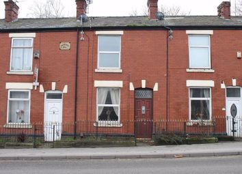 Thumbnail 2 bed terraced house for sale in Bury Street, Heywood