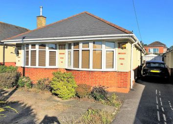 Thumbnail 3 bedroom detached bungalow for sale in Noel Road, Ensbury Park, Bournemouth