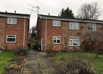 Thumbnail 2 bed flat to rent in Vicarage Close, Great Barr, Birmingham