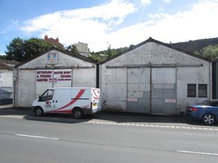Thumbnail Industrial to let in South Quay, Douglas