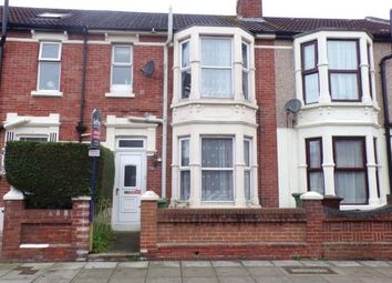 Thumbnail 3 bed terraced house for sale in Glenthorne Road, Portsmouth