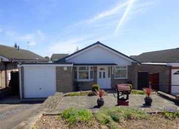 Thumbnail 3 bed detached bungalow for sale in Cromarty Close, Mansfield