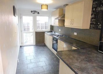 Thumbnail 3 bed property to rent in Melcombe Walk, Leicester