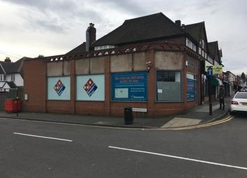 Thumbnail Retail premises to let in 419 Birmingham Road, Wylde Green, Sutton Coldfield