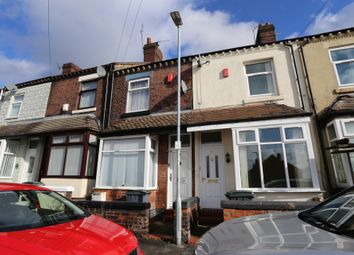 Thumbnail 2 bed terraced house to rent in Gordon Street, Burslem