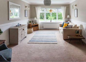 Thumbnail 3 bed detached house for sale in Longacres Road, Altrincham