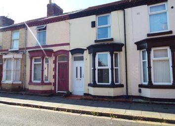 Thumbnail 2 bedroom terraced house for sale in Broadwood Street, Liverpool, Merseyside