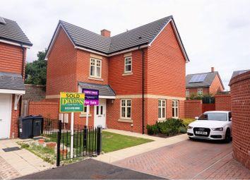 Thumbnail 3 bed detached house for sale in Hobbis Croft, Birmingham