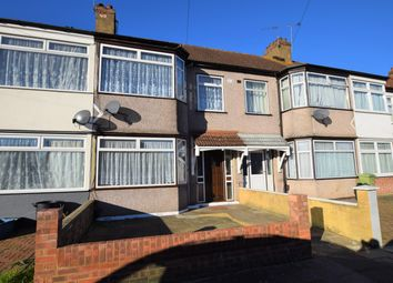Thumbnail 4 bed terraced house to rent in Somerville Road, Romford