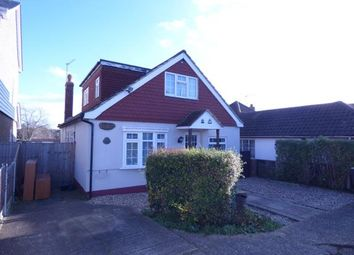 Thumbnail 3 bed bungalow for sale in Benfleet, Essex, England