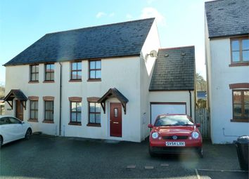 Thumbnail 4 bed semi-detached house for sale in Heol Ty Newydd, Cilgerran, Cardigan, Pembrokeshire