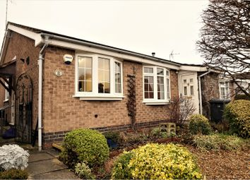 Thumbnail 2 bedroom semi-detached bungalow for sale in Chitterman Way, Markfield