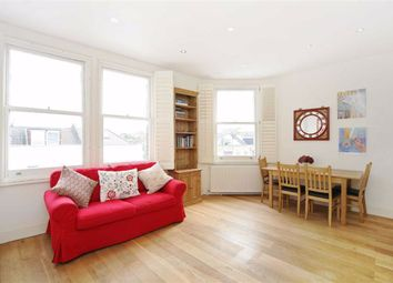 Thumbnail 3 bed flat to rent in Munster Road, Fulham, London