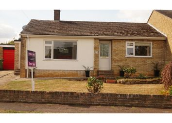 Thumbnail 2 bed semi-detached bungalow for sale in Northwick Road, Stamford