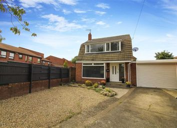 Thumbnail 3 bed detached house for sale in Elsdon Drive, Forest Hall, Tyne And Wear