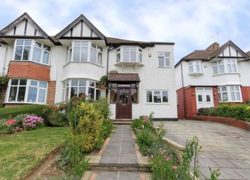 Thumbnail 4 bed semi-detached house for sale in Upcroft Avenue, Edgware