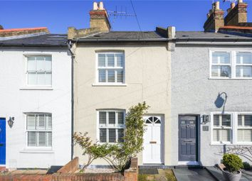 Thumbnail 2 bed terraced house for sale in Wolsey Grove, Esher, Surrey