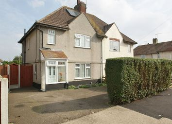 Thumbnail 3 bed semi-detached house for sale in Arkwright Road, Tilbury